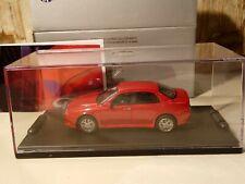Modellino Die Cast Castagna Alfa Romeo 156 GTA Berlina 1/43 Nuovo