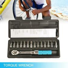 15PCS Torque Wrench Set for Bicycle Parts Repair Adjustable Mounting Bolts Tool