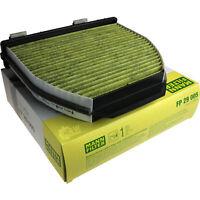 MANN-FILTER Biofunctional Pollenfilter Innenraumfilter für Allergiker FP 29 005