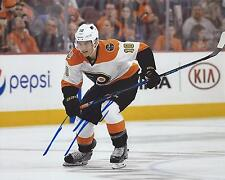 Brayden Schenn Signed 8x10 Photo Philadelphia Flyers Autographed COA C