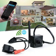720P HD Mini Wifi Infrared Waterproof Hidden Spy Video IP Camera Security Cam