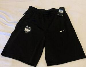 Nike Men's Uconn Huskies Spotlight Basketball Shorts Sz. Medium NEW AT5407-010.