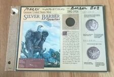 1905 Barber Quarter American Historic Society Page