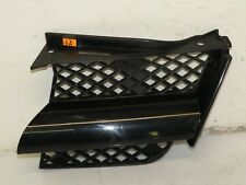 MITSUBISHI OUTLANDER 2003 2.0 PETROL LHD FRONT LEFT RADIATOR GRILL MR971687