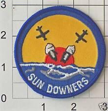 SUN DOWNERS VF-111 Patch,Navy, *VET EBAYER*