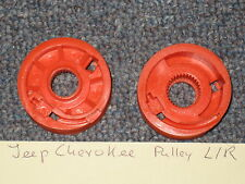 Jeep Cherokee Window Regulator Repair Pulley Left/Right