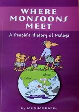 Where Monsoons Meet - Musimgrafik