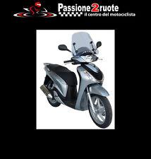 parabrezza paravento fabbri honda sh 125 150 2009 - 2012 windshield summer