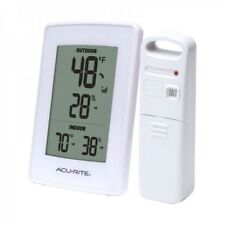 AcuRite Weather Station Thermometer Humidity Ind / Out Sensor 00609 NEW MODEL