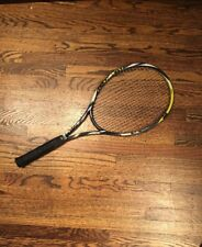"Head Radical Tour Xl OS 4 1/2 Tennis Racquet Oversized 107 28"" 690 Zebra (A#22)"