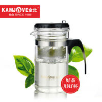 [GRANDNESS] TP-120 Kamjove Art Tea Cup * Mug & Tea Pot 200ml Glass Teapot