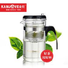 [GRANDNESS] TP-120 Kamjove Art Tea Cup * Mug & Tea Pot 200ml Glass Teapot