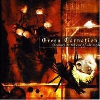 GREEN CARNATION - JOURNEY TO THE END OF THE NIGHT,DIGI  CD NEU