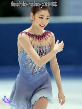 2017 New Ice Figure Skating Dress  Baton Twirling Dress For Competitio xx280