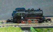 DB tank loco 0-6-0    class 89    by MARKLIN   Z Gauge