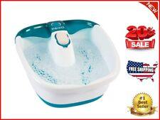 Foot Spa Bath Massager Massage Heat Soaker Soak Tub Pedicure Portable