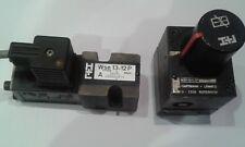 ELECTROVALVULA Y REGULADOR HIDRAULICO