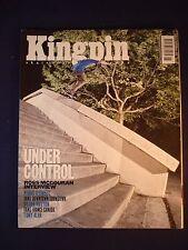 Kingpin - Skate magazine - November 2011 - Ross McGouran