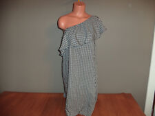 New Womens Plus Size 2X Rue 21 Trendy Tunic Top Or Swimsuit Cover Bare Shoulder