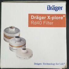 Drager X-plore Rd40 Filter respirator Draeger xplore