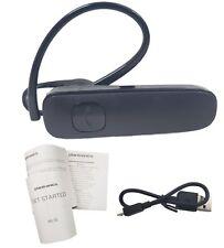 Plantronics Ml15 Bluetooth Comfortable Fit Headset Black 204666-05 Retail New
