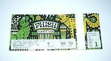 Phish Ptbm ticket stub + download code Spac 7/2/19 near mint