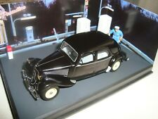 DIORAMA IXO 1/43 LA ROUTE BLEUE N7 ETAPE 14 PLEIN ESSENCE TOTAL CITROEN TRACTION