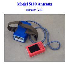 GSSI 1500 MHz Ground Penetrating Radar GPR Antenna Model 5100 w/615 Handcart