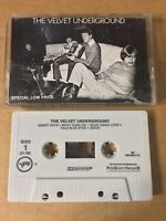 Velvet Underground Self Titled 1984 Issue RARE Lou Reed psych