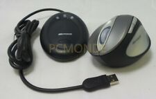 Microsoft 1083 Natural Wireless Laser Mouse 6000 Metallic Grey Grade A 69K-00003