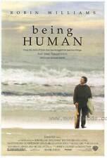 BEING HUMAN Movie POSTER 11x17 Robin Williams John Turturro Anna Galiena Vincent