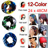 Magic Print Snood Scarf Neck Gaiter Head Face Mask Headband Sport & Outdoor