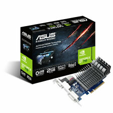 ASUS GeForce GT 710 Silent CAD Grafikkarte (Nvidia 2GB GDDR5)