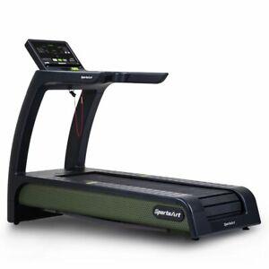 SportsArt G690 Verde Status Eco-Powr Treadmill   Self-Powered Non motorized