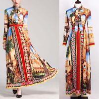 DMS 22 Women RUNWAY designer inspired SUMMER DRESS plus size