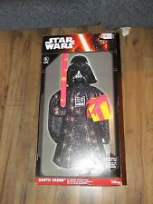 "STAR WARS HOLIDAY LIGHTED DECOR DARTH VADER 28"" INDOOR OUTDOOR CHRISTMAS LIGHTS"
