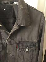 Genuine Levi's Trucker Jeans Jacket Johnny Depp Beckham levis Overshirt RARE