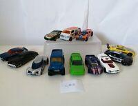 Joblot bundle Hot Wheels diecast toy Cars. 1/64 Scale Bundle Toys Vehicles CR2