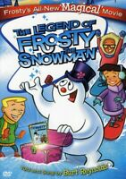 The Legend of Frosty the Snowman DVD Factory Sealed Free Shipping!