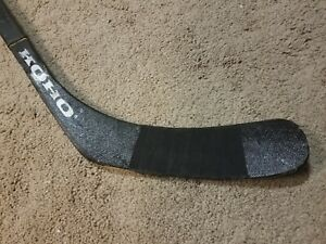 JAROMIR JAGR 00'01 Art Ross season Pittsburgh Penguins Game Used Hockey Stick