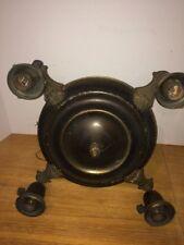 4 Light Antique Vintage Copper / Brass Chandelier Ceiling Light