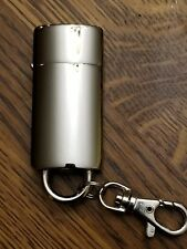 Sarome Flint and Fuel lighter with keychain OIL 3-01
