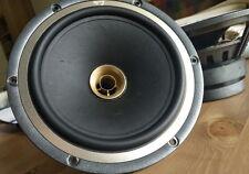 pair HiEND 6.5 inch coaxial   speaker   PK Tannoy fullrange  woofer
