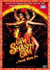 Om Shanti Om (Hindi DVD) (2007) (English Subtitles) (Brand New Original DVD)