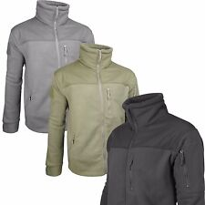 Tactical Military Army Combat Fleece Airsoft Jacket Security Warm Hiking Police