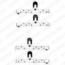 Kit de montage de plaquette de frein DELPHI LX0071 pour Seat Vw