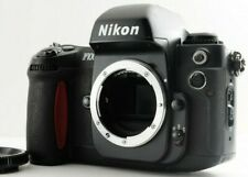 Excellent+++  Nikon F100 35mm SLR Film Camera Body From JAPAN