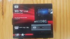 WD TV Live HD Media Player - Brand new in box