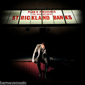 PLAN B ( NEW SEALED CD ) THE DEFAMATION OF STRICKLAND BANKS [PA]