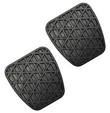 2x goma pedales freno embrague pedal de goma para mercedes clase c clase e